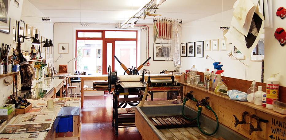 John Howard Print Studios