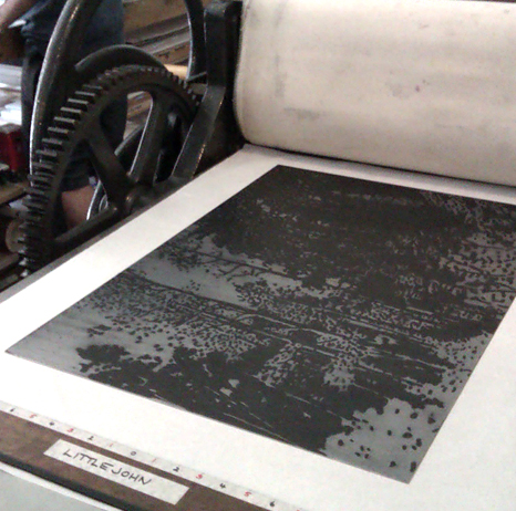 Photo-etching Process